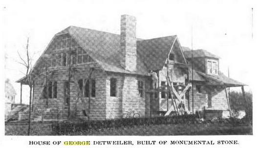 Gravestone House