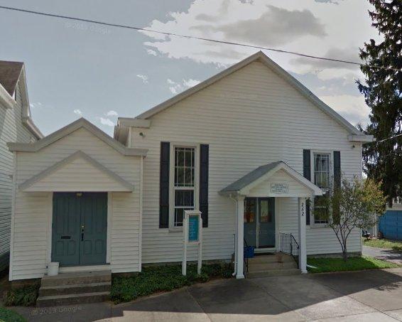 Carlisle Friends Meeting - Photo: Google Street View