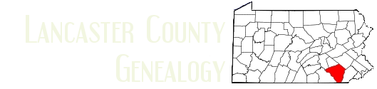 Lancaster County Genealogy